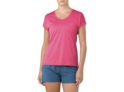 Asics Cap Sleeve Top Ladies
