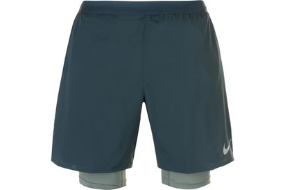 Nike 2in1 Flex Shorts Mens