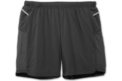Brooks Sherpa 2 in 1 Shorts Mens
