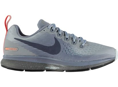 Nike Air Zoom Pegasus 34 Shield Ladies Running Shoes