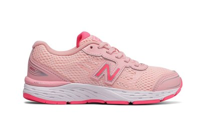New Balance K680v5 Trainers Junior Girls