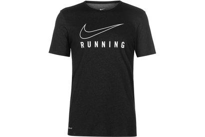 Nike Dry Brand T-Shirt Mens