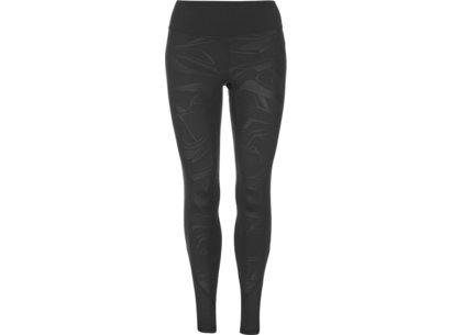 High Rise Patterned Gym Tights Ladies