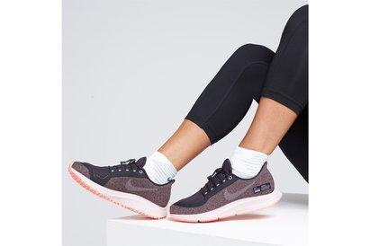 Nike Zoom Pegasus 35 Shield Ladies Running Shoes