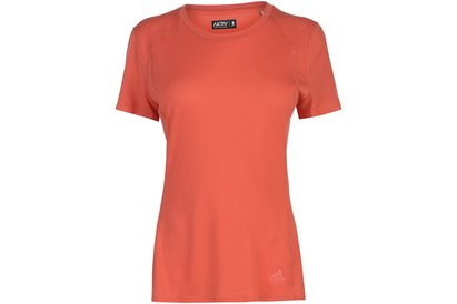 adidas FR Supernova Short Sleeve T-Shirt Ladies