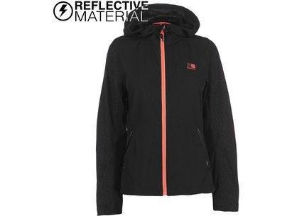 Karrimor XLite Reflective Jacket Ladies