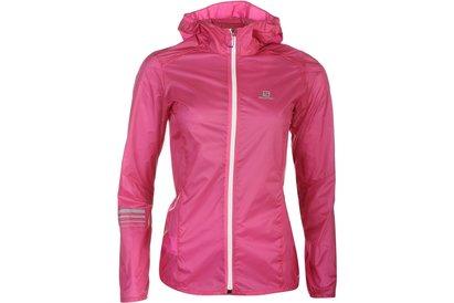 Salomon Wind Jacket Ladies