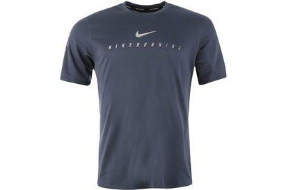 Nike Flash Miler SS T-Shirt Mens