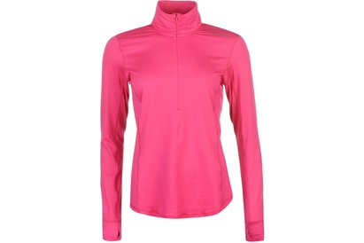 Brooks Dash Half Zip Top Ladies