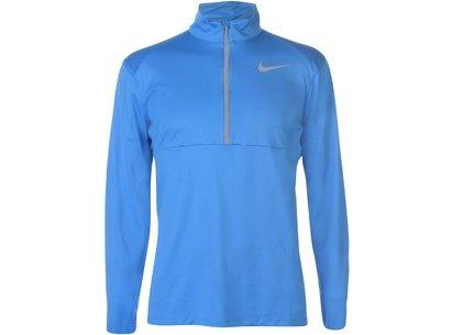 Nike Half Zip Core LS Top Mens