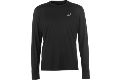 Asics Long Sleeve Running T-Shirt Mens