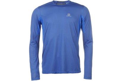 Salomon Trail Long Sleeve T-Shirt Mens