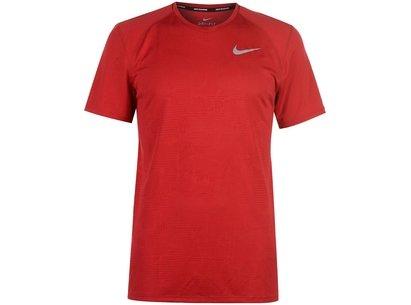 Nike Breathe Miller Short Sleeve T-Shirt Mens