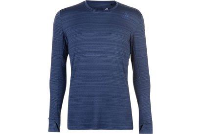 adidas Supernova Long Sleeve T-Shirt Mens