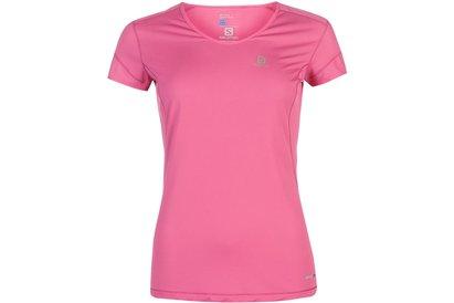 Salomon Trail Running T-Shirt Ladies