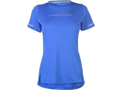 Asics Liteshow Short Sleeve T Shirt Ladies
