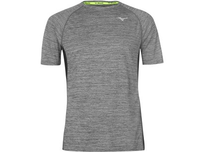Mizuno Alpha Running T-Shirt Mens
