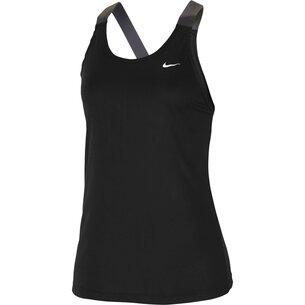 adidas Pro Elastika Camo Vest Ladies