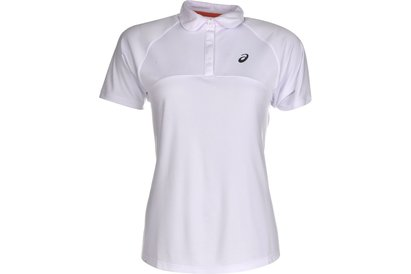 Asics Club Short Sleeve Ladies Polo