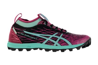 Asics Fuji Runnegade Ladies Running Shoes