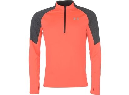 Under Armour Threadborne Run Quarter Zip Top Mens