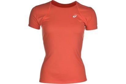 Asics Club Ladies Short Sleeve Top