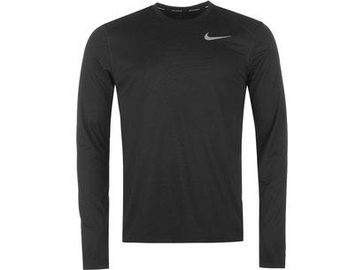 Nike Core Crew Running Top Mens