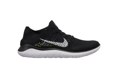 Nike Free Run Flyknit Mens Running Shoes