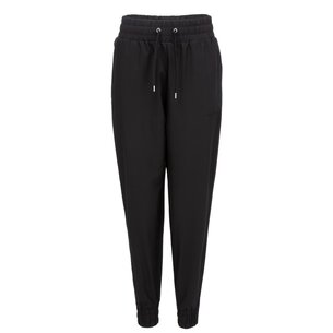 Closed Hem Woven Pants Ladies