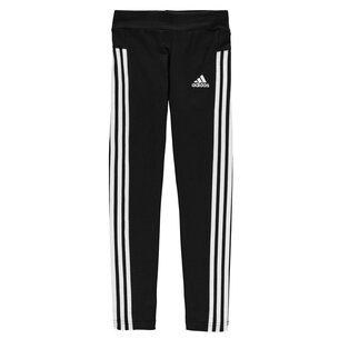 3 Stripe Tights Junior Girls