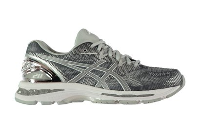 Asics Nimbus 20 Platinum Mens Running Shoes