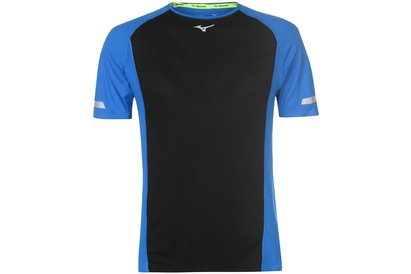 Mizuno Aero Running T-Shirt Mens