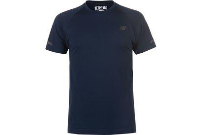 New Balance Precision T-Shirt Mens