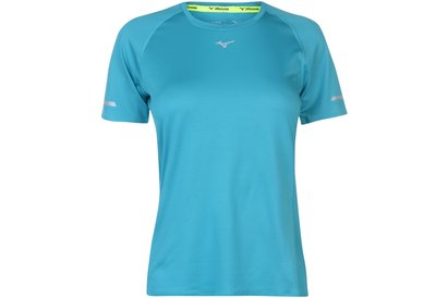 Mizuno Aero Running T-Shirt Ladies