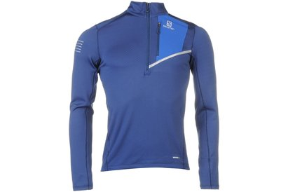 Salomon FastWing Long Sleeve Running Top Mens