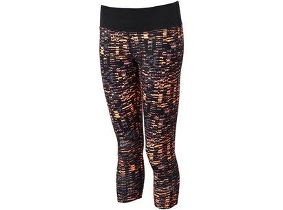 Ron Hill Momentum Capri Tights Ladies
