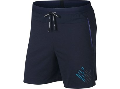 Nike Sherpa 7 2 in 1 Running Shorts Mens