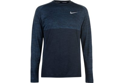 Nike Medalist Long Sleeve T-Shirt Mens