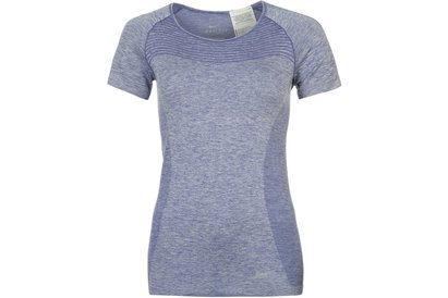 Nike Dri Fit Knit Running T-Shirt Ladies