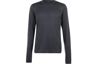 Asics FuzeX Long Sleeve Seamless T-Shirt Mens