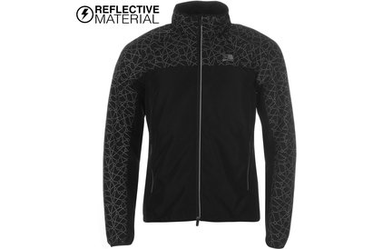 Karrimor XLite Reflective Running Jacket Mens