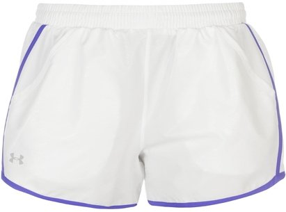 Under Armour Fly By Printed Shorts Ladies