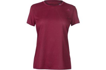 adidas Supernova Short Sleeve T-Shirt Ladies