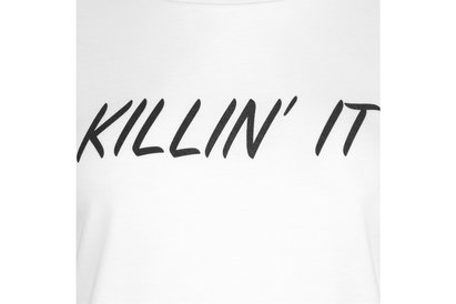 USA Pro Killing It Slogan T Shirt Ladies