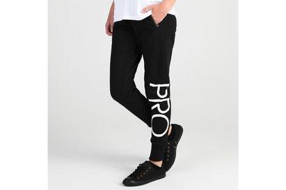 USA Pro Large Logo Fleece Pants Ladies