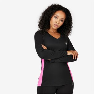 Karrimor Long Sleeve Running T Shirt Ladies