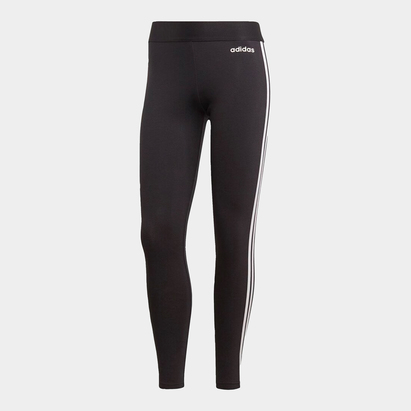 adidas Essentials 3 Stripes Leggings Ladies
