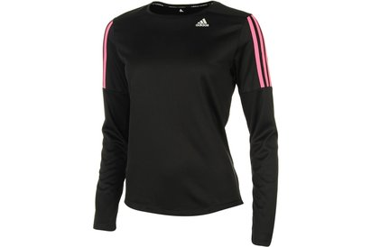adidas Questar Ladies Long Sleeve Running Top