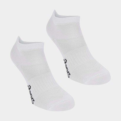 Asics 2 Pack Tech Running Socks Mens