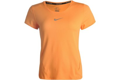 Nike Dri Fit Aeroreact Running Top Ladies